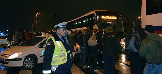 Bosna-Hersek'te sel felaketi 4