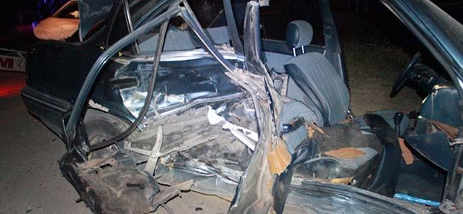 3 aracın karıştığı kazada 2 yaralı 10