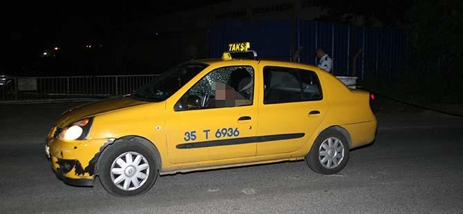 İzmir'de taksici cinayeti 2
