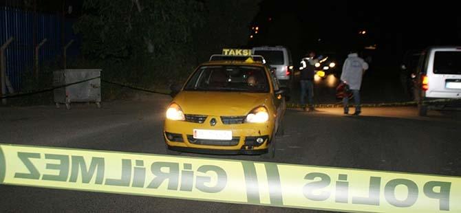 İzmir'de taksici cinayeti 4