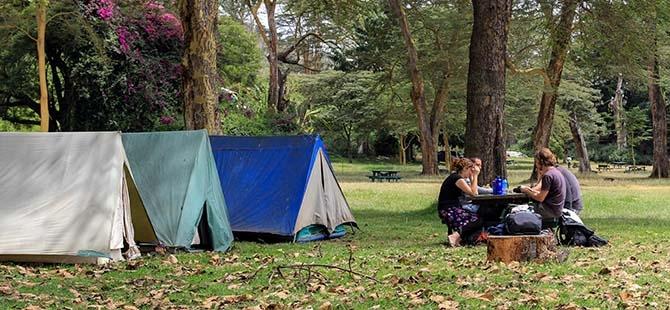 Büyüleyen göl: Lake Naivasha 11