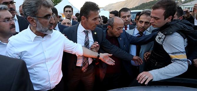 Soma'daki facianın metanetli Bakanı 14