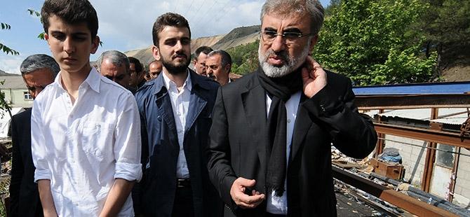 Soma'daki facianın metanetli Bakanı 18