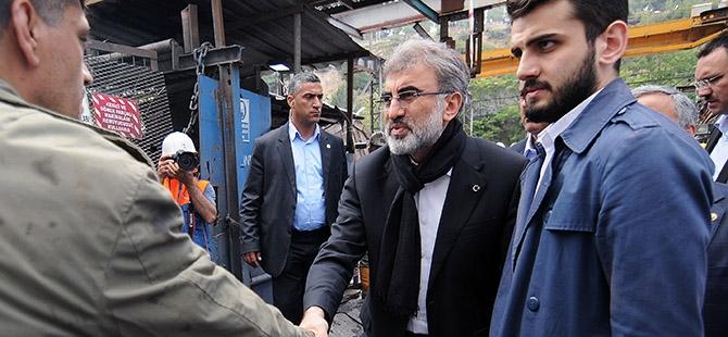 Soma'daki facianın metanetli Bakanı 22