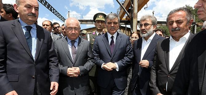 Soma'daki facianın metanetli Bakanı 9