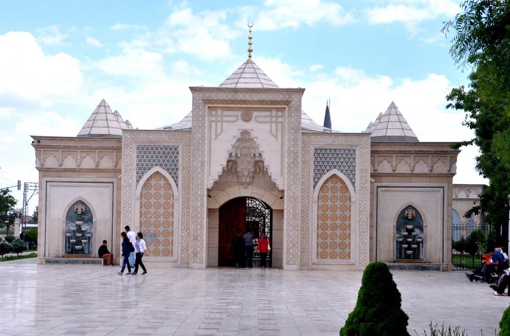 İstiklal Harbi Şehitliği'ne ziyaretçi akını 1