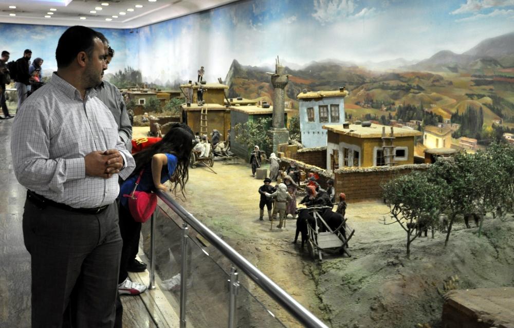 İstiklal Harbi Şehitliği'ne ziyaretçi akını 11