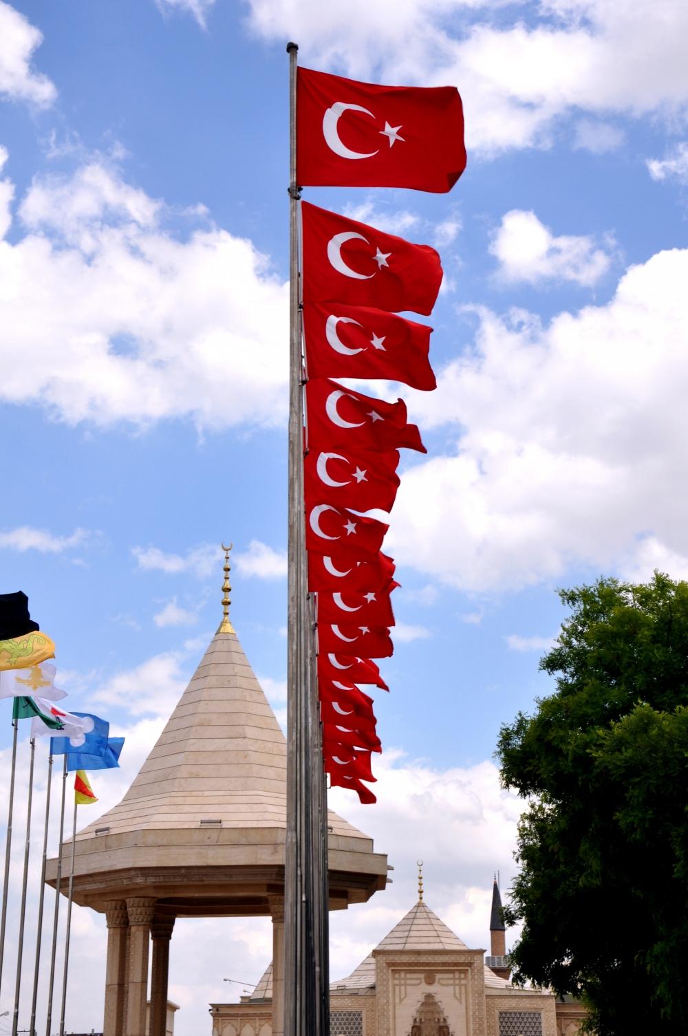 İstiklal Harbi Şehitliği'ne ziyaretçi akını 3