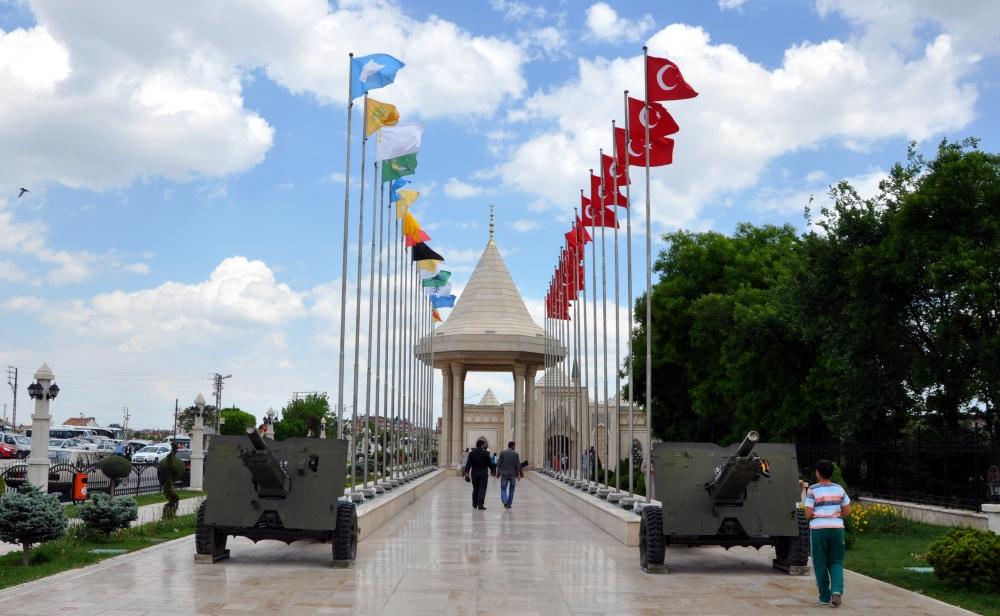 İstiklal Harbi Şehitliği'ne ziyaretçi akını 4