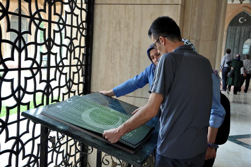 İstiklal Harbi Şehitliği'ne ziyaretçi akını 5