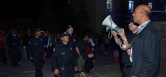 Karaman'daki bıçaklı kavga 1