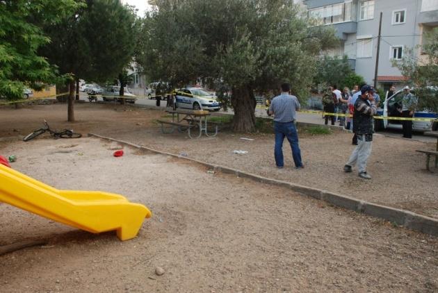 Çocuk parkında patlama: 5 yaralı! 13