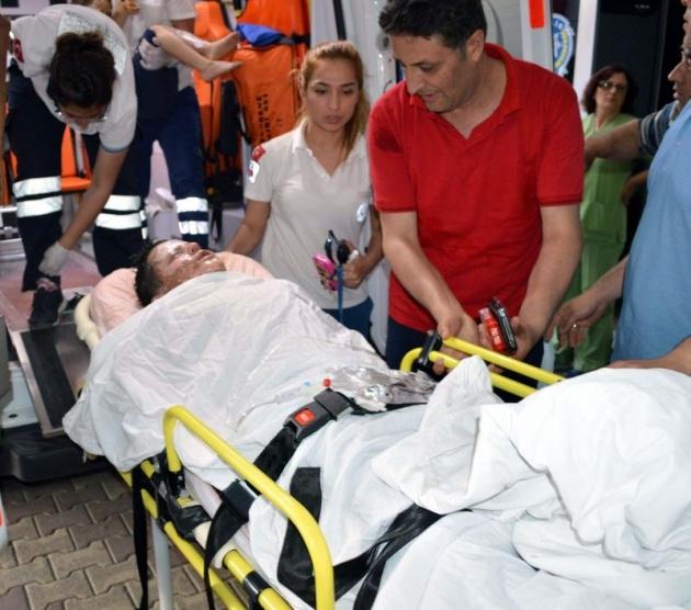 Çocuk parkında patlama: 5 yaralı! 15