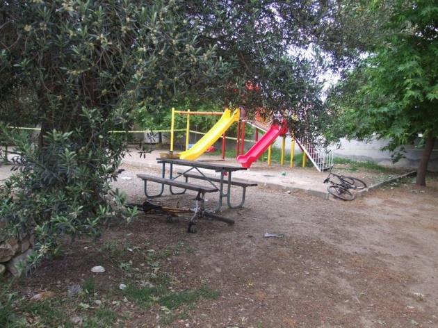 Çocuk parkında patlama: 5 yaralı! 18