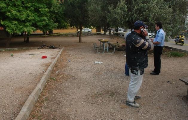 Çocuk parkında patlama: 5 yaralı! 2