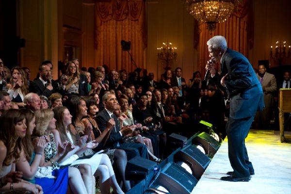 Beyaz Saray'dan Özel Fotoğraflar 11