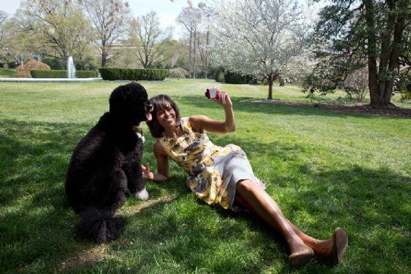 Beyaz Saray'dan Özel Fotoğraflar 13