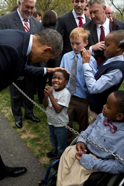 Beyaz Saray'dan Özel Fotoğraflar 16