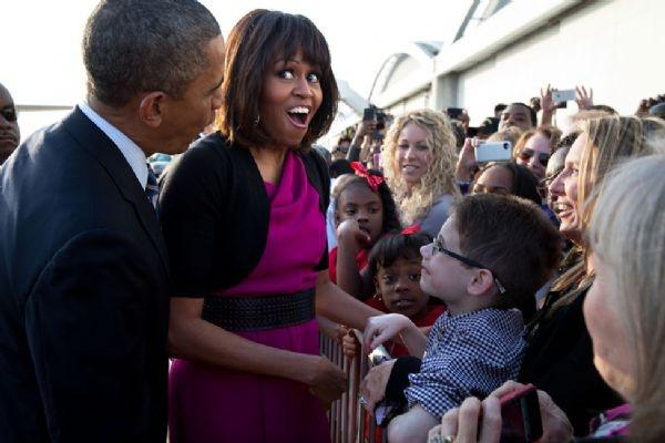Beyaz Saray'dan Özel Fotoğraflar 20