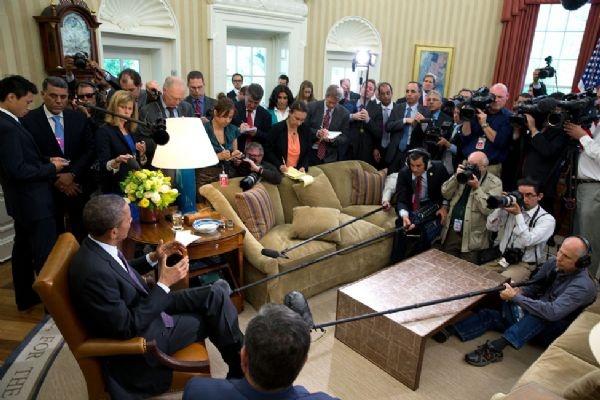 Beyaz Saray'dan Özel Fotoğraflar 23