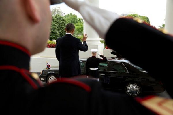 Beyaz Saray'dan Özel Fotoğraflar 24