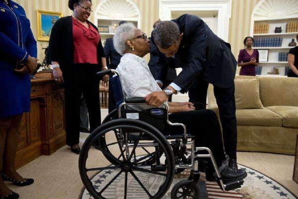 Beyaz Saray'dan Özel Fotoğraflar 26