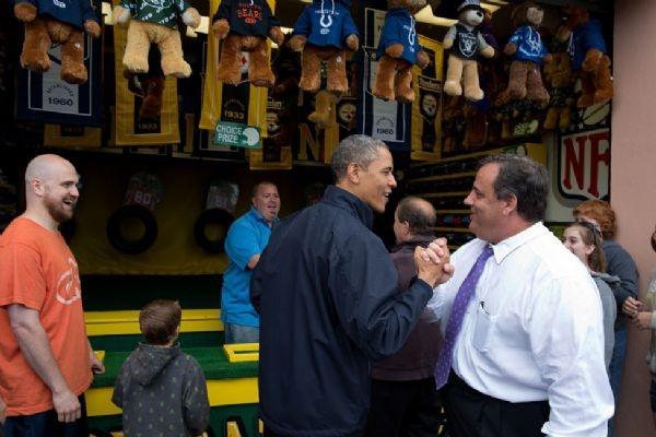 Beyaz Saray'dan Özel Fotoğraflar 28