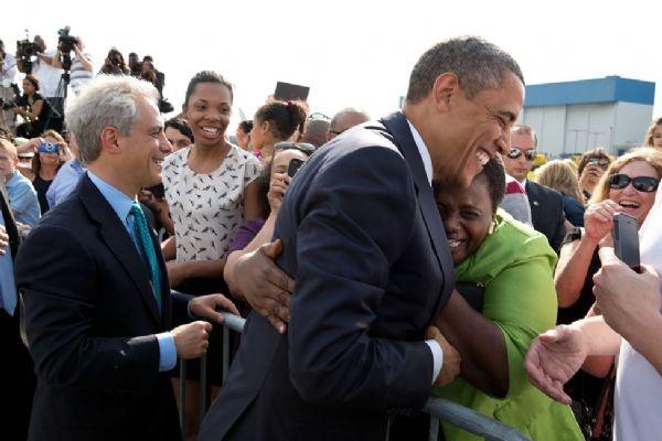 Beyaz Saray'dan Özel Fotoğraflar 29