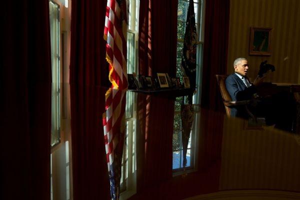 Beyaz Saray'dan Özel Fotoğraflar 3
