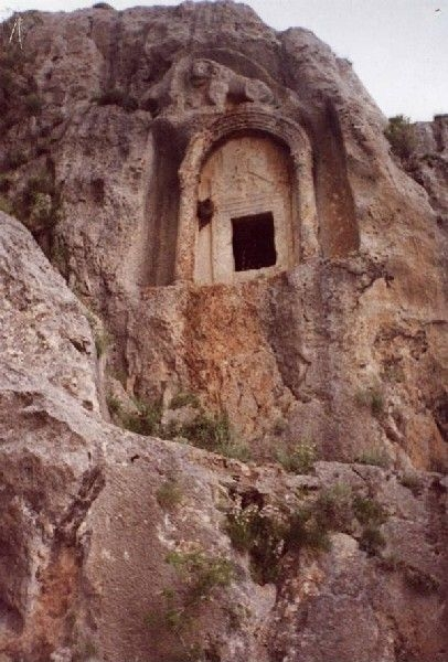 Bozkır'da bir antik Kent: Isaura ve Zengibar Kalesi 10