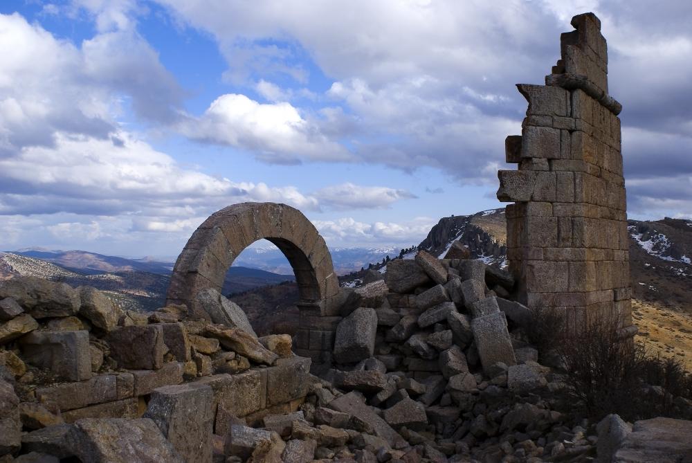 Bozkır'da bir antik Kent: Isaura ve Zengibar Kalesi 2