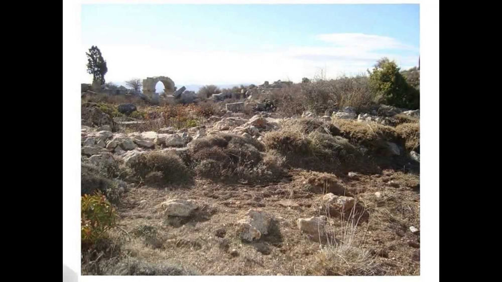 Bozkır'da bir antik Kent: Isaura ve Zengibar Kalesi 7