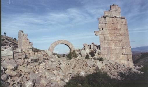 Bozkır'da bir antik Kent: Isaura ve Zengibar Kalesi 8