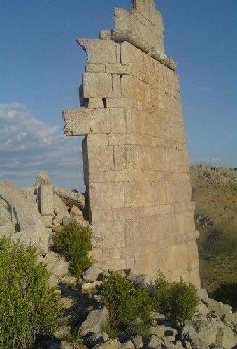 Bozkır'da bir antik Kent: Isaura ve Zengibar Kalesi 9
