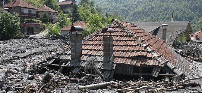 Balkanlar'da sel felaketi 13