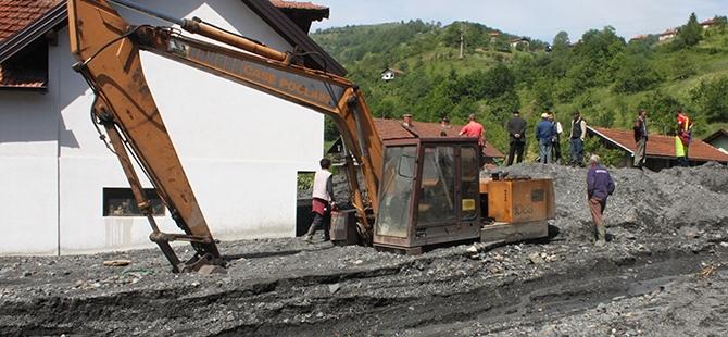 Balkanlar'da sel felaketi 16