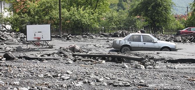 Balkanlar'da sel felaketi 18