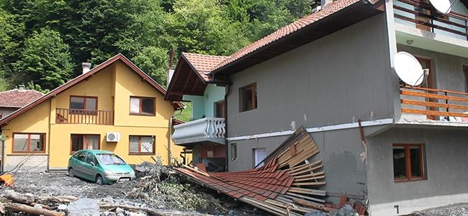 Balkanlar'da sel felaketi 22