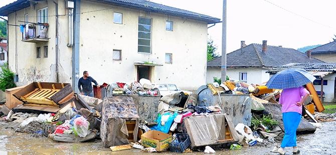 Balkanlar'da sel felaketi 8