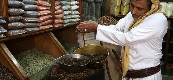 Yemen'de Ramazan öncesi kahve telaşı 2