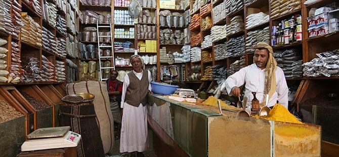 Yemen'de Ramazan öncesi kahve telaşı 5