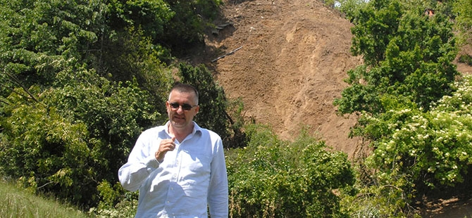 Bosna ve Sırbistan'da sel felaketi 14