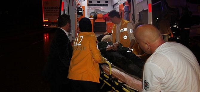 Katliam gibi kaza: 4 ölü, 16 yaralı 18