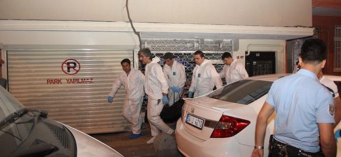 İstanbul'da aile katliamı: 4 ölü! 8