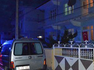 Kerpiç ev yıkıldı: 1 ölü