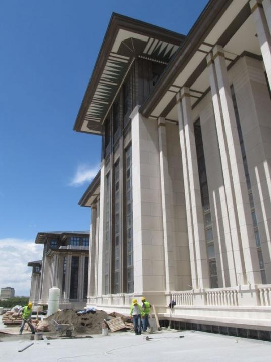 İşte yeni Başbakanlık binası 1
