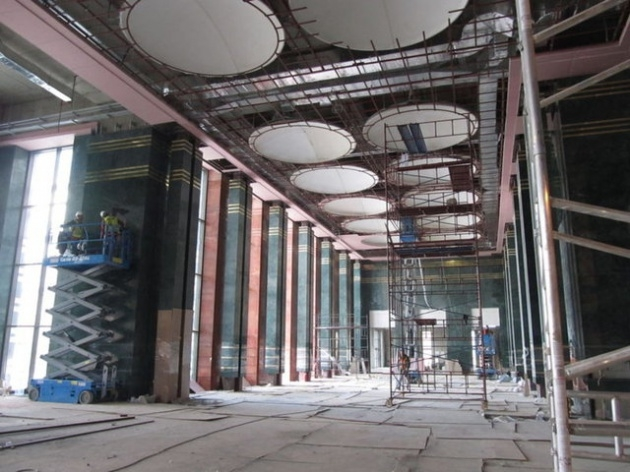 İşte yeni Başbakanlık binası 12