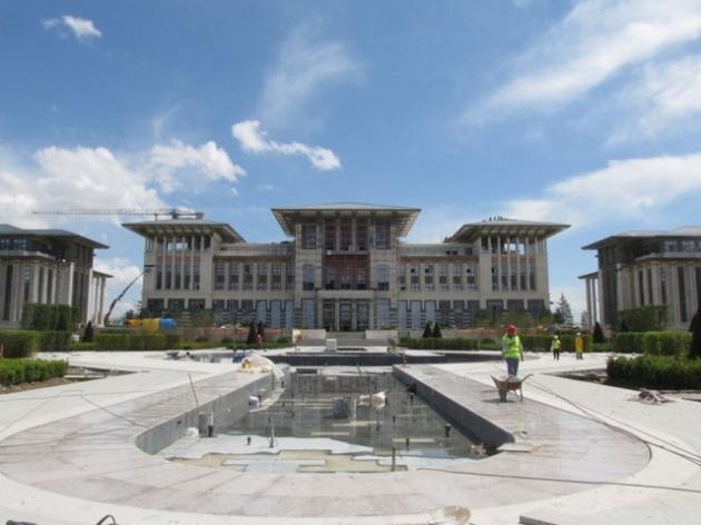 İşte yeni Başbakanlık binası 19