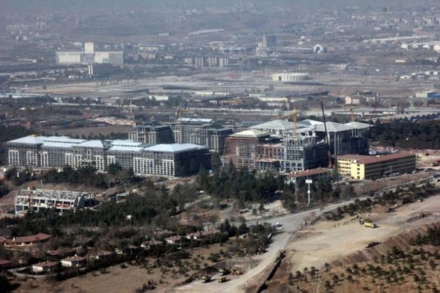 İşte yeni Başbakanlık binası 21