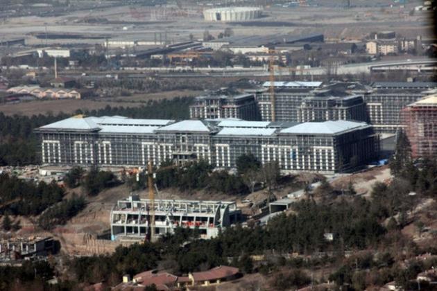 İşte yeni Başbakanlık binası 23